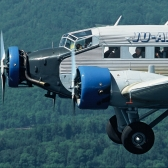 Rundflge mit der JU 52